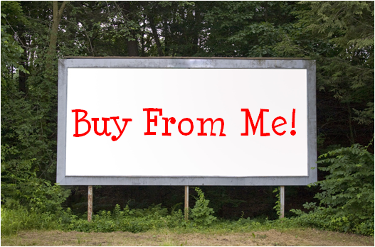 Why should my prospects buy from me?