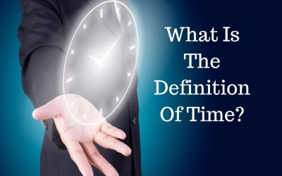 What Is The Definition Of Time?