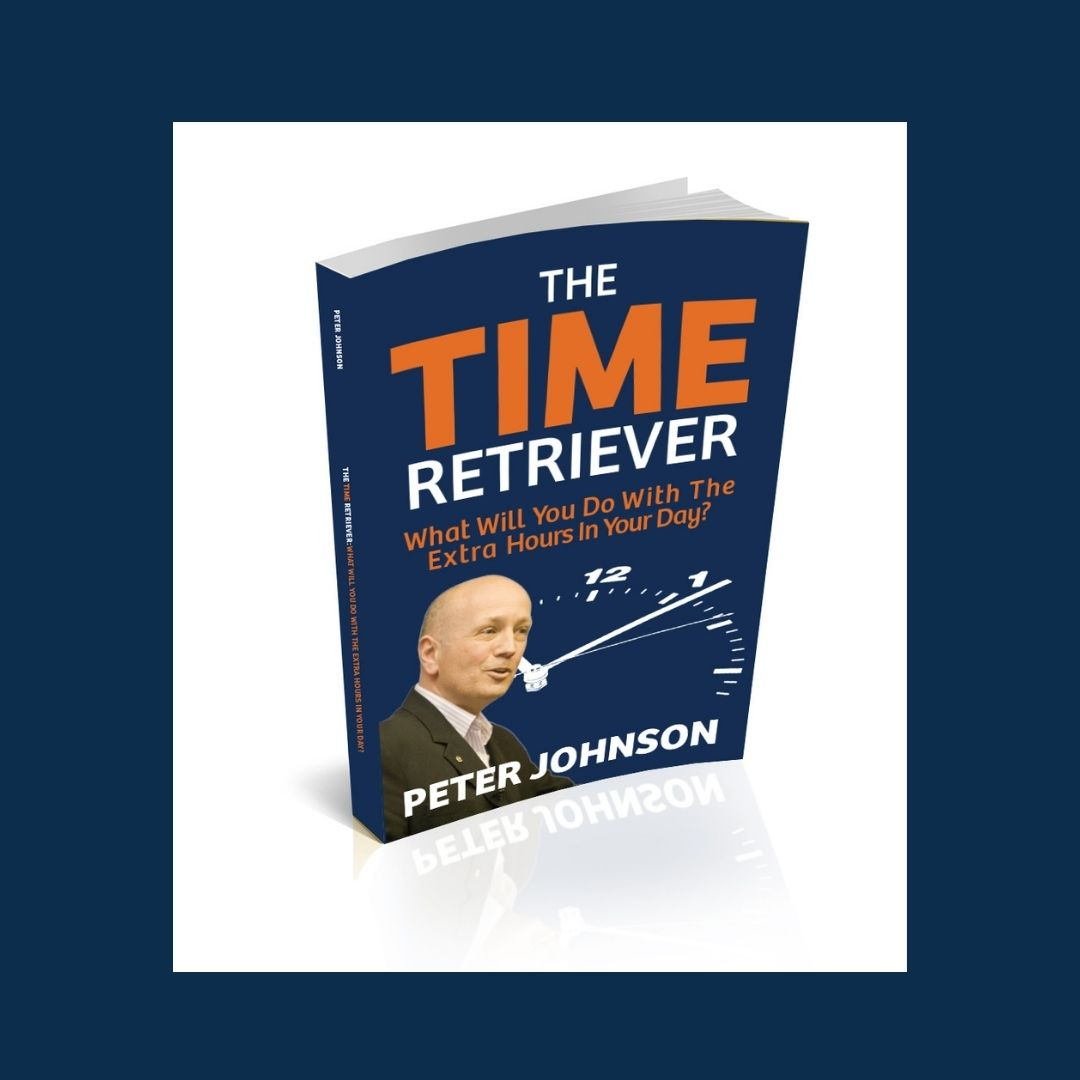 The Time Retriever Book