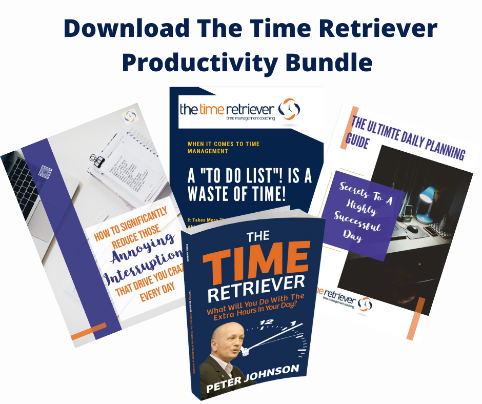 Time Retrievers Productivity Bundle